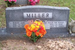 "Billie Fay ""Nonnie"" <I>Kinsey</I> Miller"