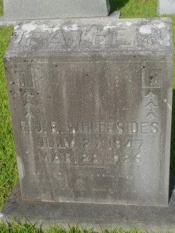 """James Robert """"Ross"""" Whitesides"""