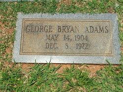 George Bryan Adams