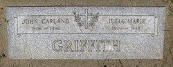 Julia Marie <I>DeShazer</I> Griffith