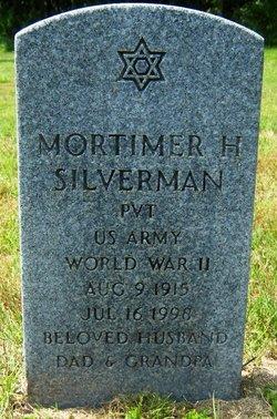 Mortimer H Silverman