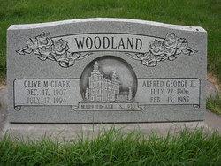 Alfred George Woodland