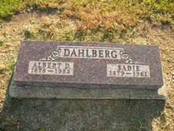 "Cecelia ""Sadie"" <I>Hanson</I> Dahlberg"