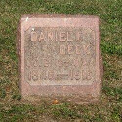 Daniel F. Deck