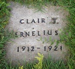 Clair J Fernelius