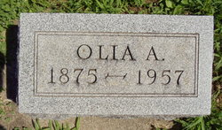 Olia Atha <I>Booth</I> Wilson