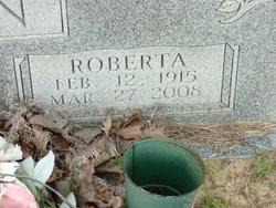 Roberta <I>Rozell</I> Anderson