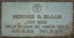 Corp Howard R Braam