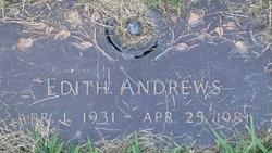 Edith Andrews