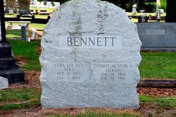 Vera Lee <I>Key</I> Bennett