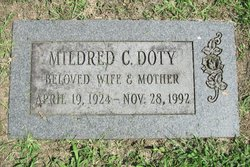 Mildred C. <I>Seim</I> Doty
