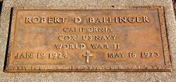 Robert Dale Ballinger