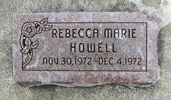 Rebecca Marie Howell