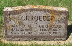 Gerhard D Schroeder