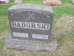 Josephine <I>Poplauski</I> Badurski