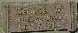 George W Albrecht