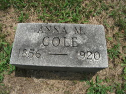 Anna M. Cole