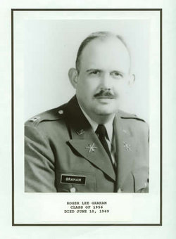 Maj Roger Lee Graham