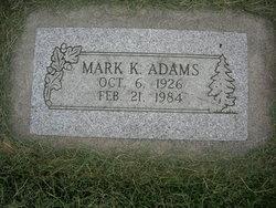 Mark Kershaw Adams