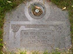 """William R """"Reggie"""" Smith"""