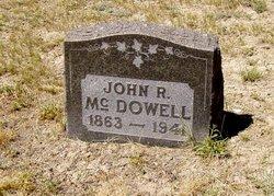John R. McDowell