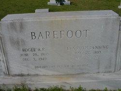 Eva <I>Denning</I> Barefoot
