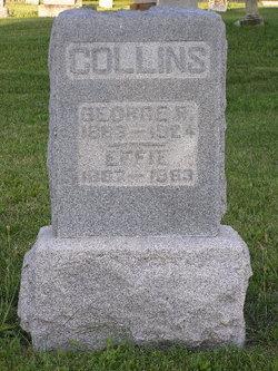 Clara Effie <I>Bacon</I> Collins