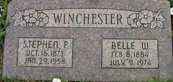 Belle W Winchester