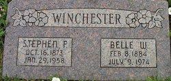 Stephen F Winchester