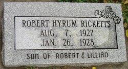 Robert H Ricketts