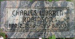 Charles Warren Robinson