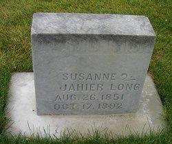 Susanne Jahier Long
