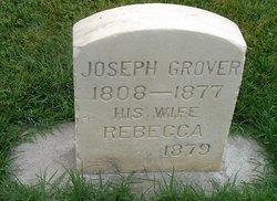 Rebecca <I>Davis</I> Grover