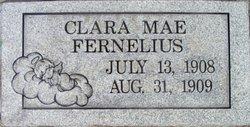 Clara Mae Fernelius