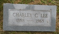 "Charles Clifton ""Charley"" Lee"