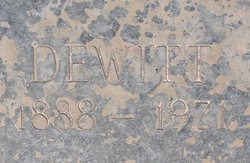 Dewitt Pease