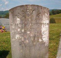 Mary Ashborn <I>Davey</I> Halyburton
