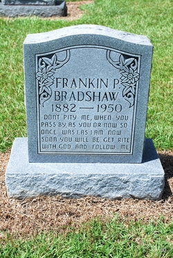 Franklin Pierce Bradshaw