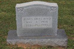 Agnes Louemma <I>Ables</I> Boyd
