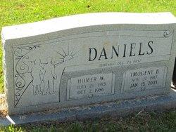 Imogene B. <I>Bates</I> Daniels