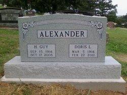 Doris L. <I>Barber</I> Alexander