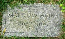 Matthew Wurm