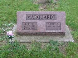 Lois Marie <I>Timm</I> Marquardt