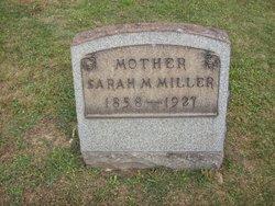 Sarah Margaret <I>Dick</I> Miller