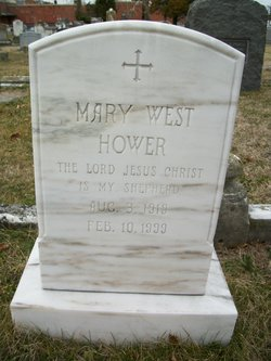 Mary West Hower