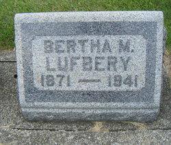 Bertha <I>Miller</I> Lufbery