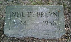 "Cornelius ""Neil"" De Bruyn"