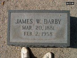 """James Wesley """"Jim"""" Darby"""