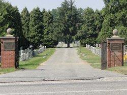 Shaarei Zion Cemetery Liberty Park