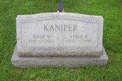 Edith M. <I>Dagle</I> Kaniper